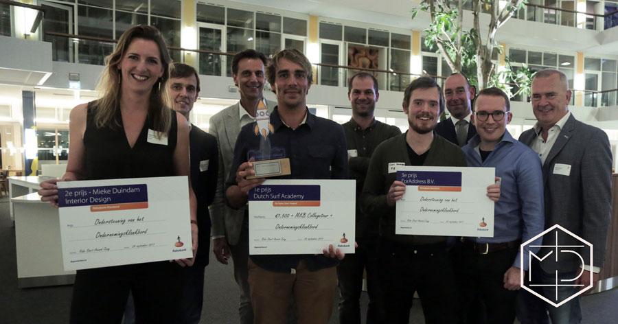 Rabo Start Award Rabobank Westland Mieke Duindam Interior Design