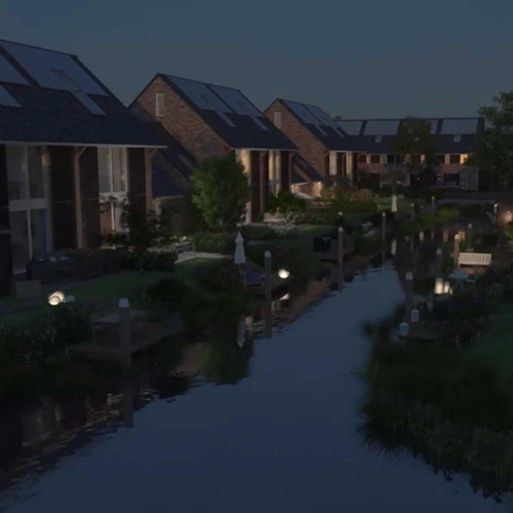 Nieuwbouw Eilanden van Sion – Rijswijk Buiten