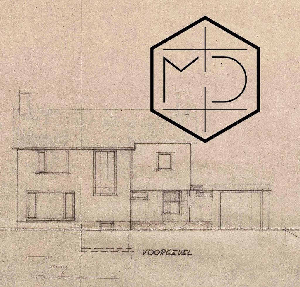 Compleet interieuradvies jaren 60 woning Maasland